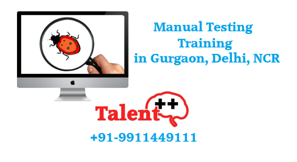 Manual Testing Training in Gurgaon Delhi NCR